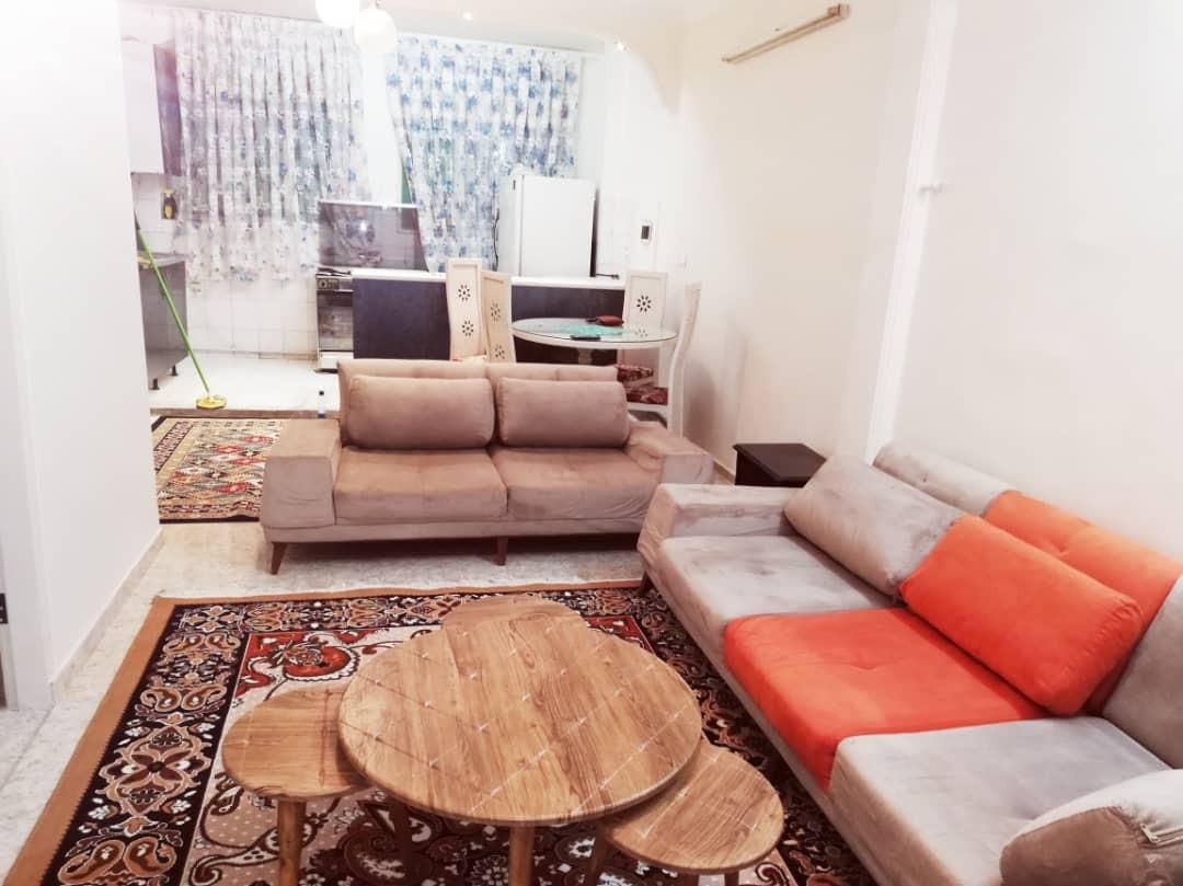 درون شهری آپارتمان مبله در تهران پارس - طبقه اول