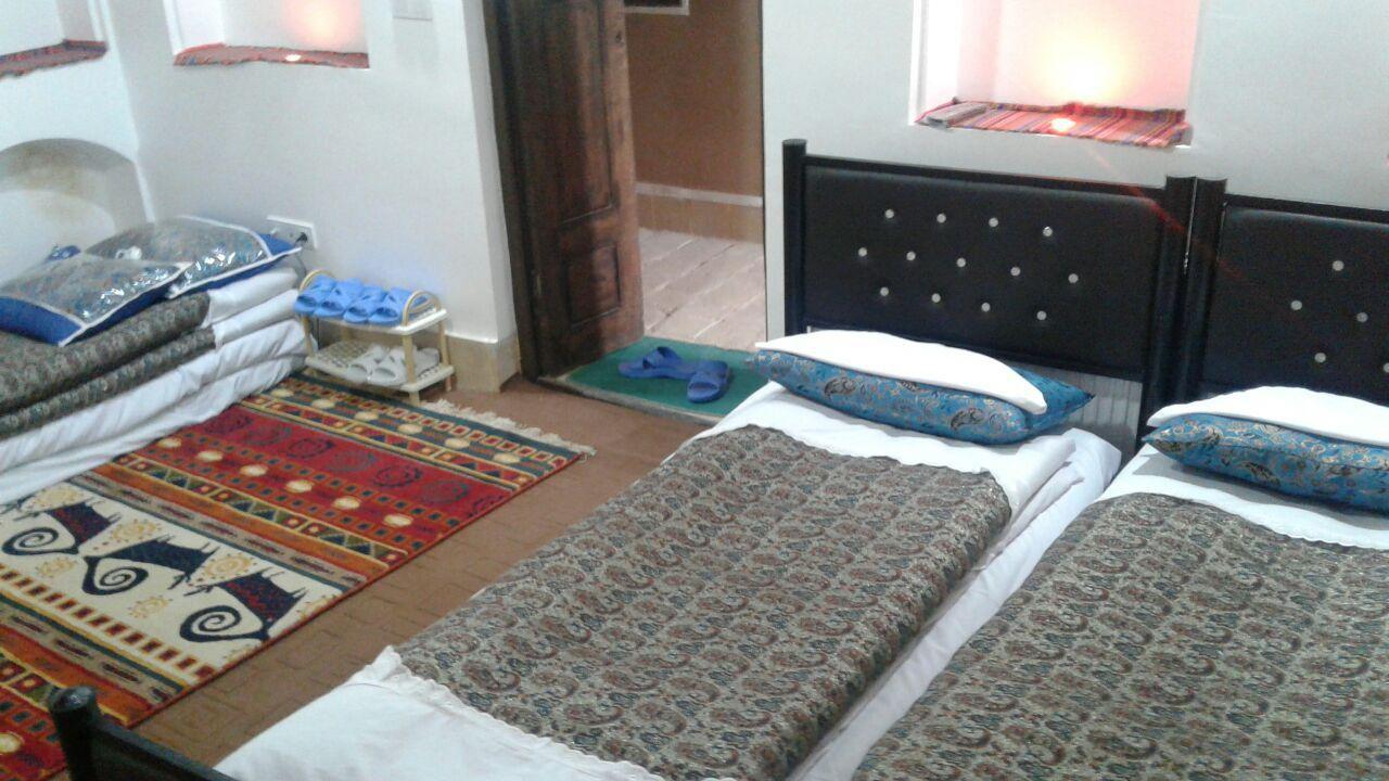 بوم گردی استراحتگاه سنتی تفت در یزد - اتاق 2