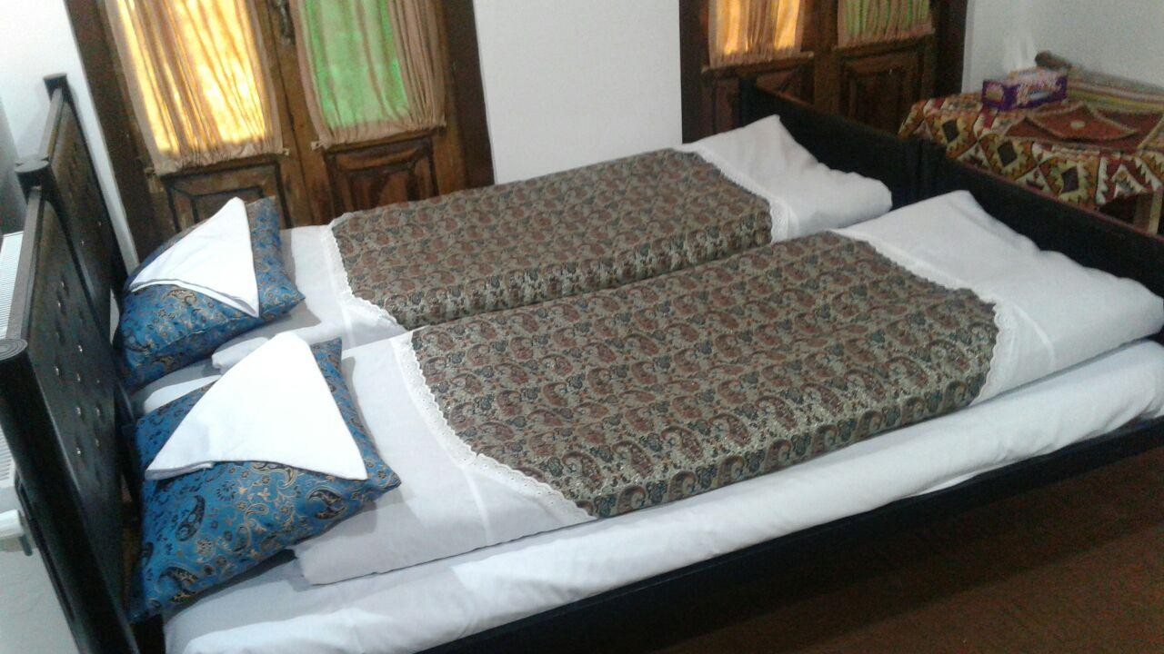 بوم گردی خانه ی بومگردی تفت در  یزد - اتاق 3