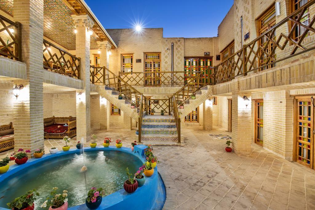 درون شهری هتل سنتی چهار تخته انقلاب زنجان - 5