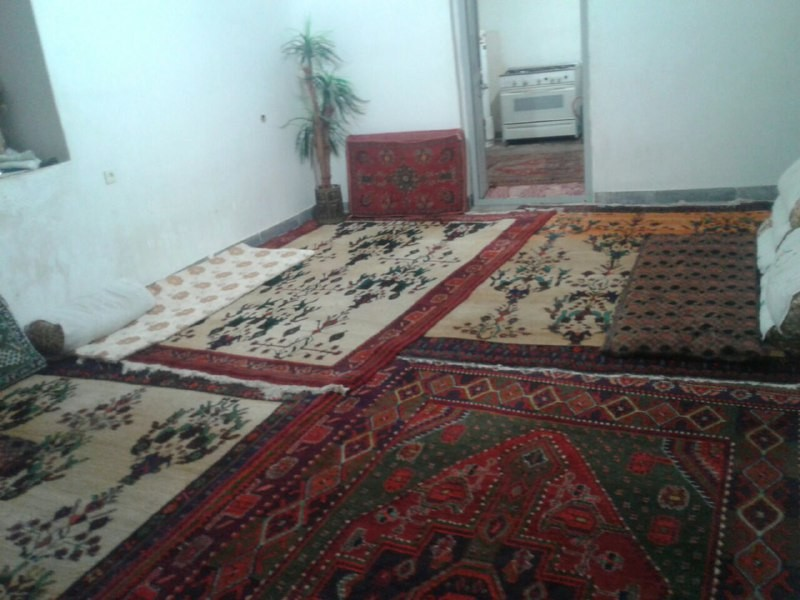 بوم گردی خانه گردشگری در جیرفت کرمان -اتاق 4