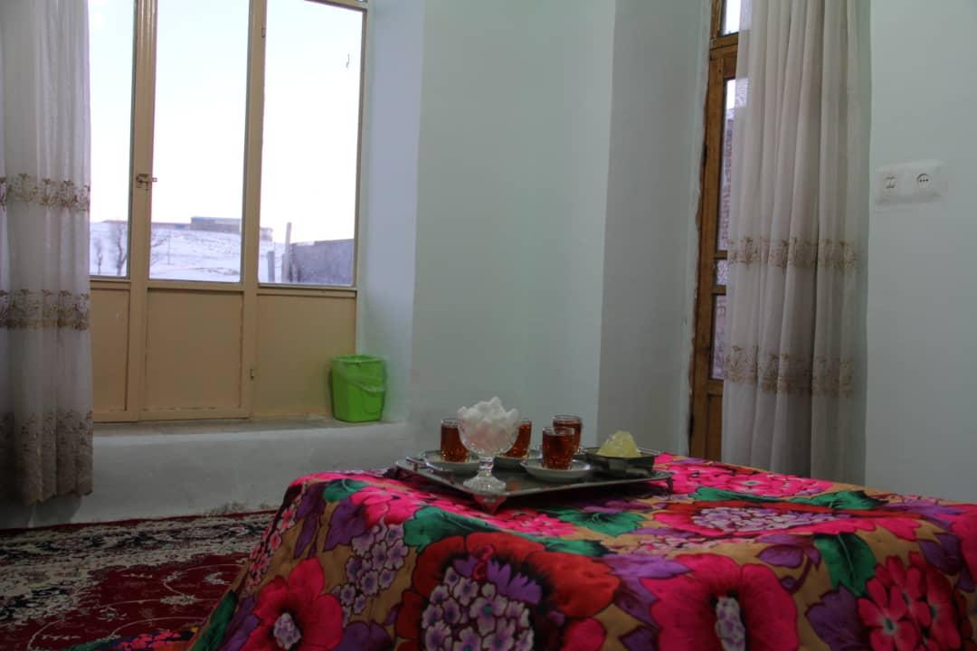 بوم گردی خانه روستایی در موغان فریدن - اتاق3
