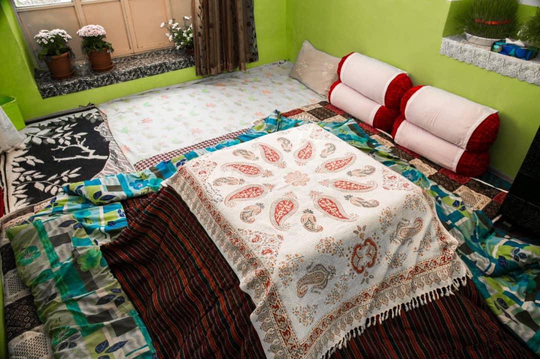 بوم گردی اتاق سنتی در موغان فریدن - 4