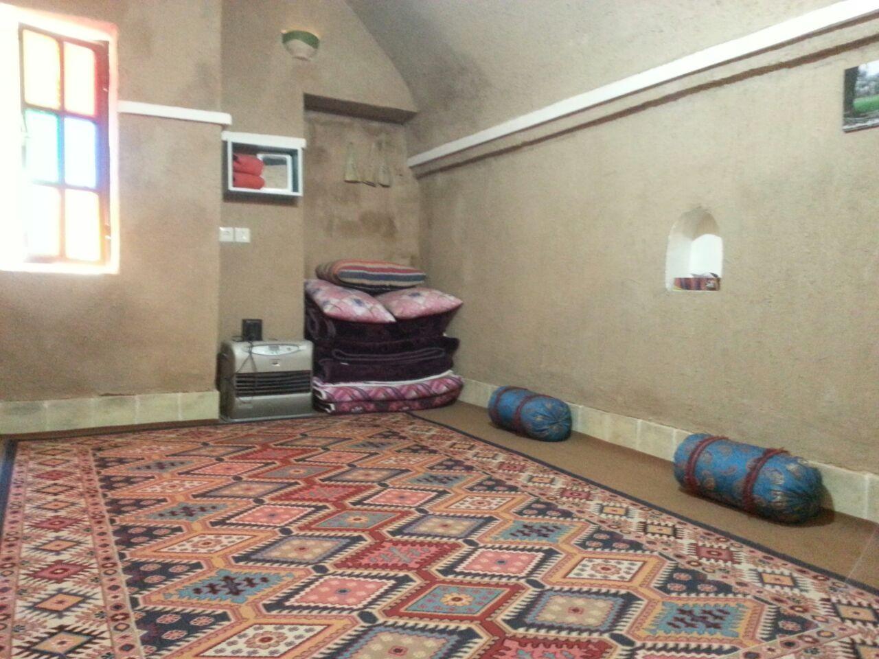کویری اقامتگاه بومگردی در خور اصفهان _ اتاق7