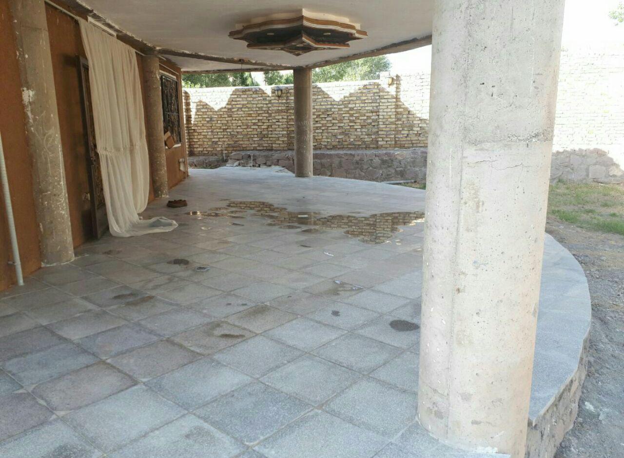 حومه شهر  بوم گردی در روستای قره چریان زنجان
