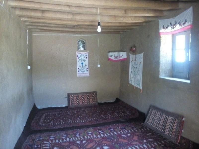 بوم گردی بوم گردی سنتی در حسین آباد شاهرود