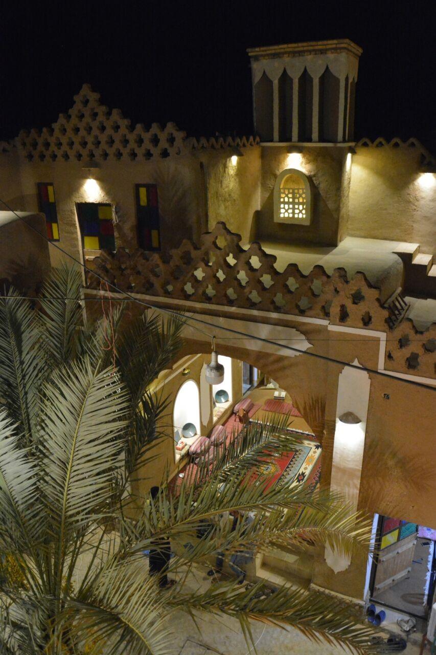 کویری خانه سنتی در خور اصفهان - واحد2