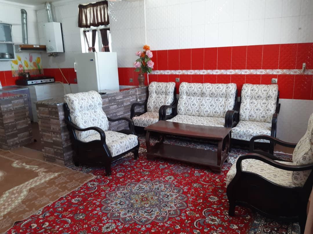 Village منزل مبله در چم خلیفه سامان