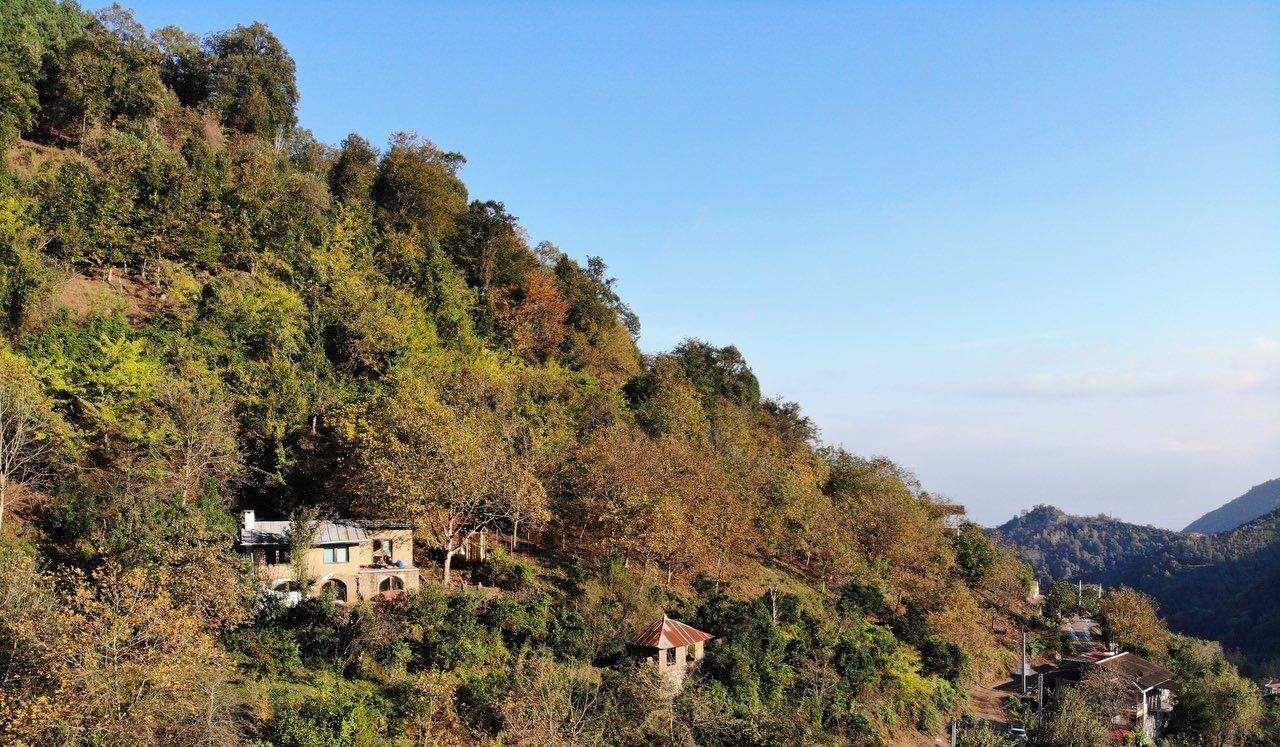 Eco-tourism ویلا شیک در چابکسر