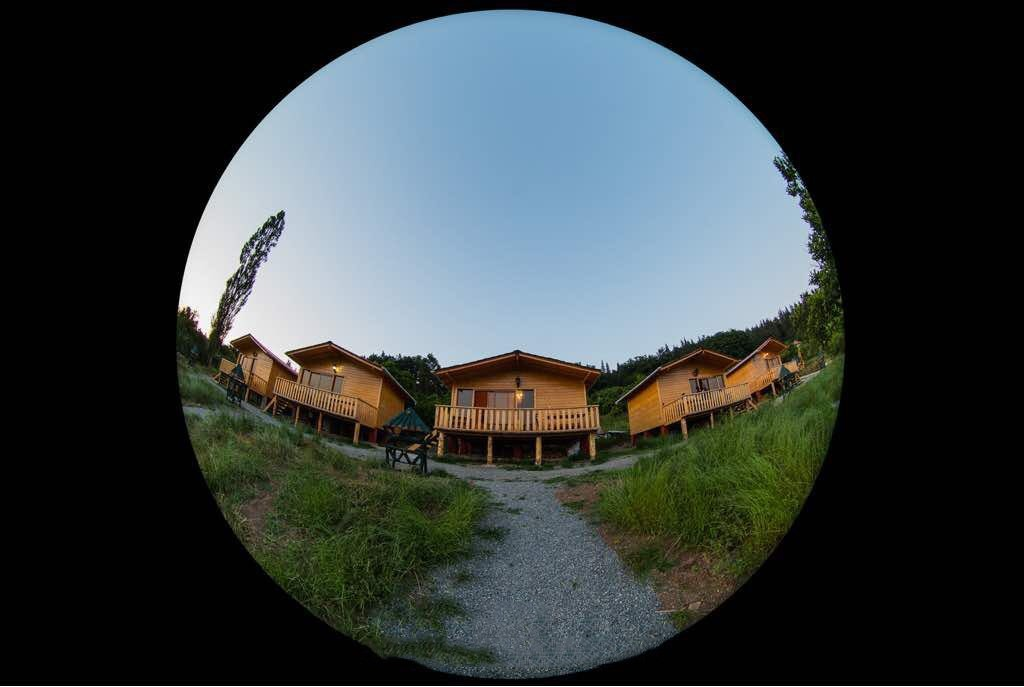 Forest کلبه چوبی جنگلی در مرزیکلا