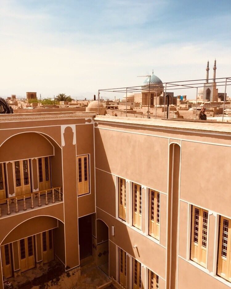townee  اتاق سنتی الماس در  یزد - اتاق 103