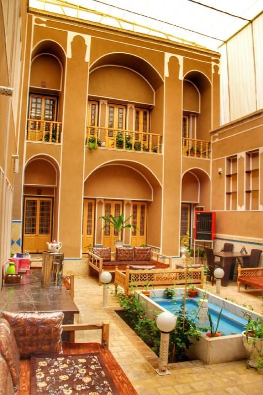 شهری  خانه سنمتی الماس در یزد-  اتاق 110