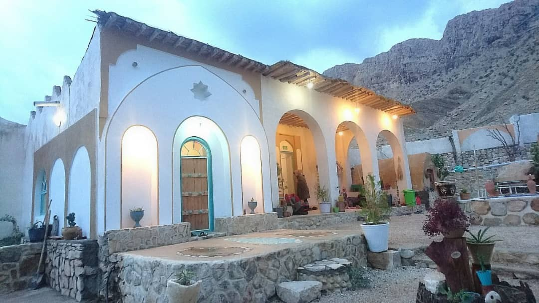 Eco-tourism خانه سنتی در بیشاپور - اتاق ناصر دیوان