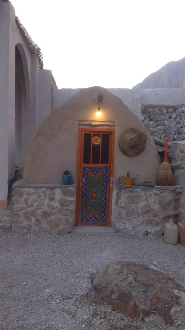 Eco-tourism خانه سنتی در بیشاپور - اتاق کومه