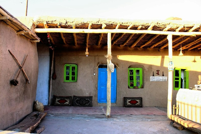 بوم گردی بومگردی سنتی در روستای طرق کاشمر کاشمر