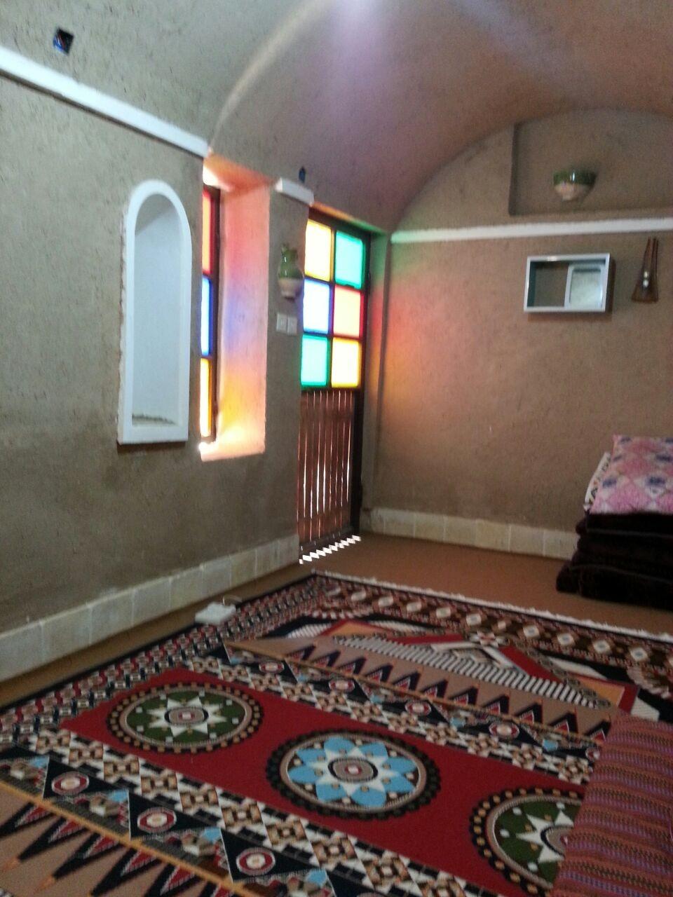 کویری مجموعه بومگردی در خوروبیابانک اصفهان _ اتاق10