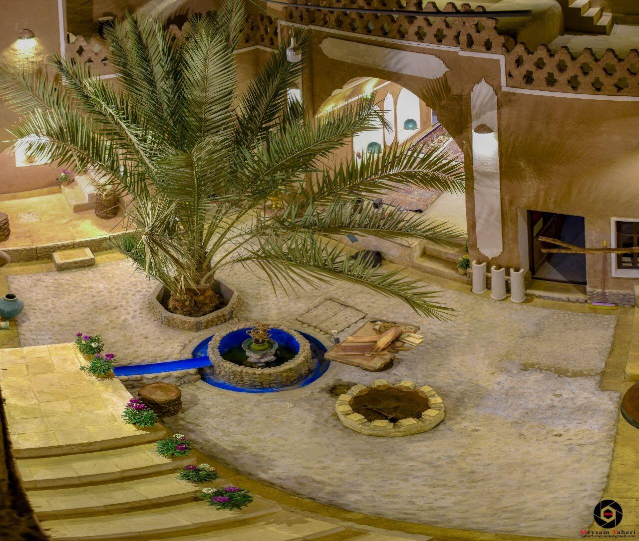 کویری بومگردی سنتی در خوروبیابانک اصفهان - اتاق11