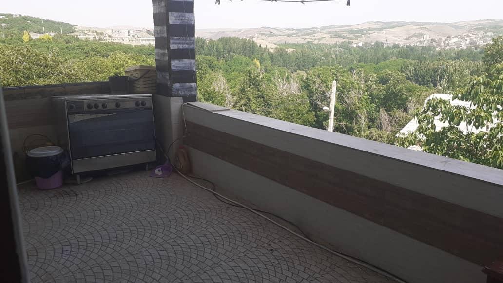 Forest خانه مبله اجاره ای شیک در پل زمان خان