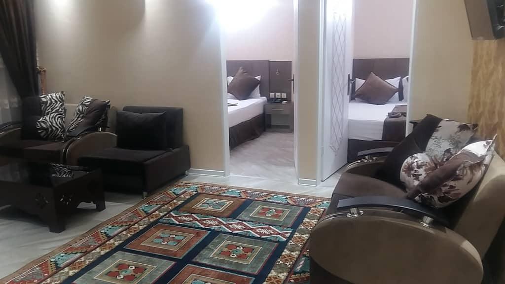 Beach هتل آپارتمان  نزدیک حرم - 19