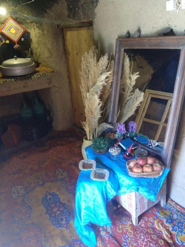 Eco-tourism خانه سنتی در خضراباد یزد - اتاق1