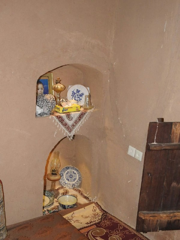 بوم گردی اتاق سنتی در خضراباد یزد - اتاق2