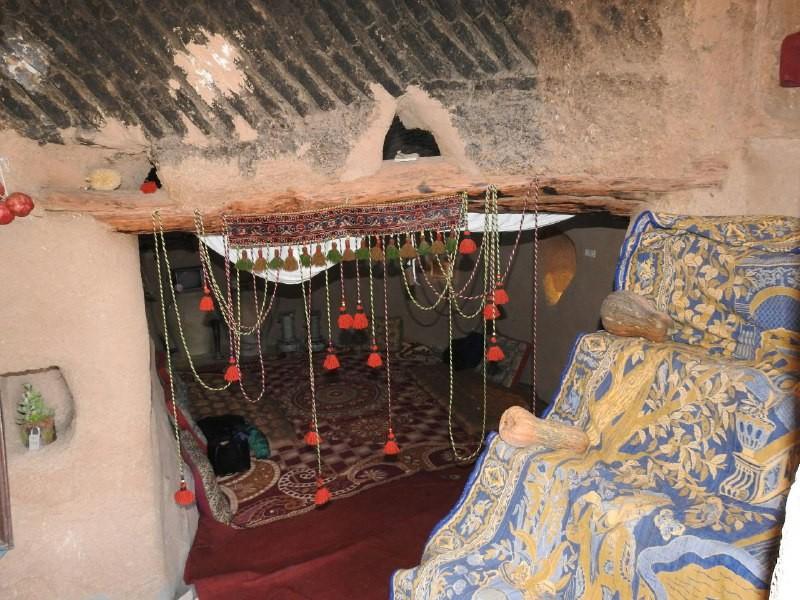 بوم گردی اتاق سنتی در خضراباد یزد - اتاق3