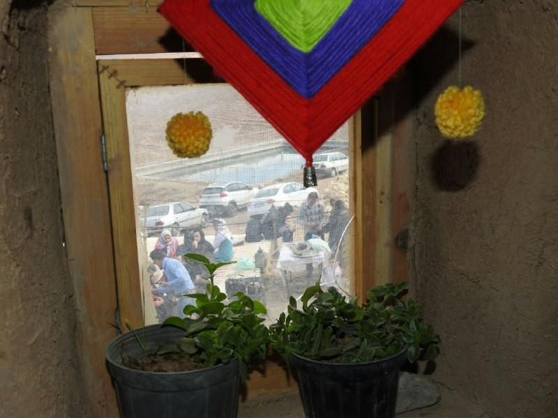 بوم گردی استراحتگاه روستایی  در خضراباد یزد - اتاق4