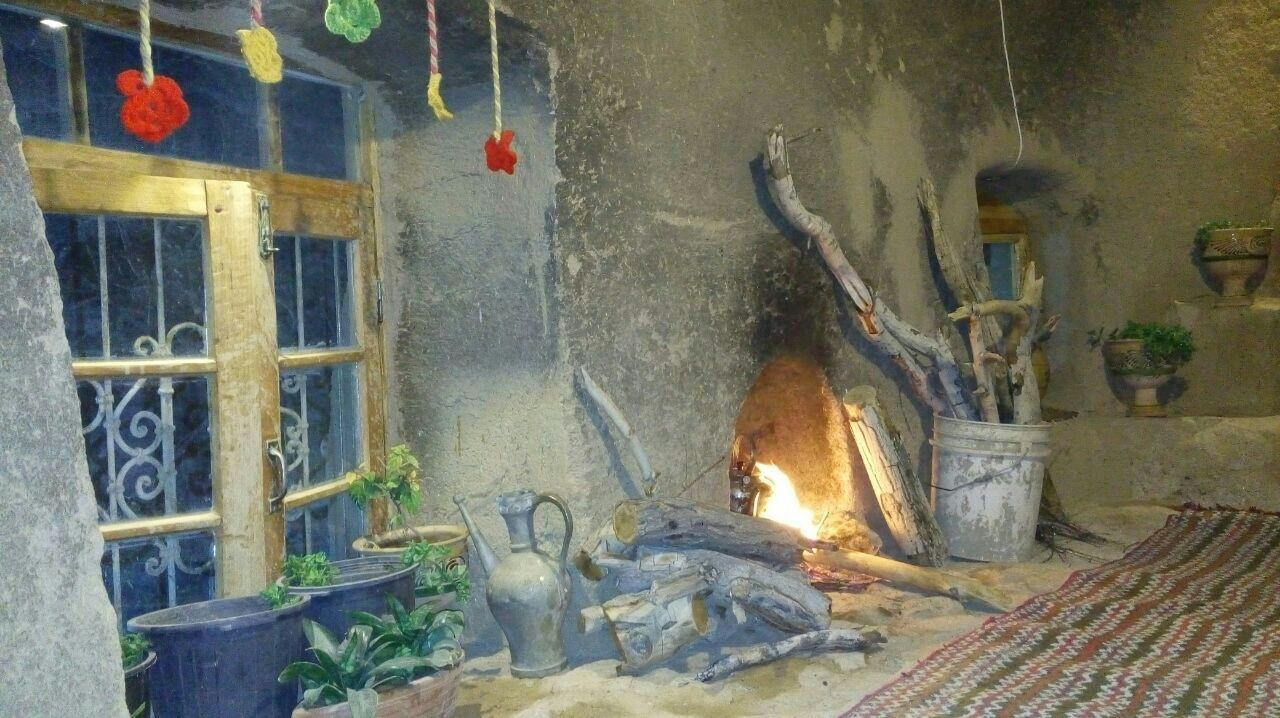 Eco-tourism  خانه سنتی بیدسوخته در یزد - اتاق5