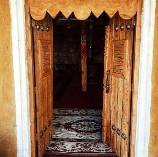 بوم گردی اقامتگاه سنتی در آزادشهر - پارسیان اتاق4