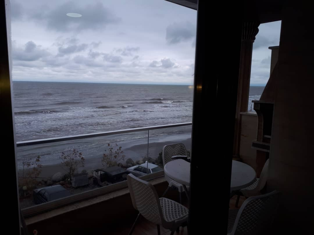 Beach خانه مبله در پلاژر ساحلی رامسر - 7