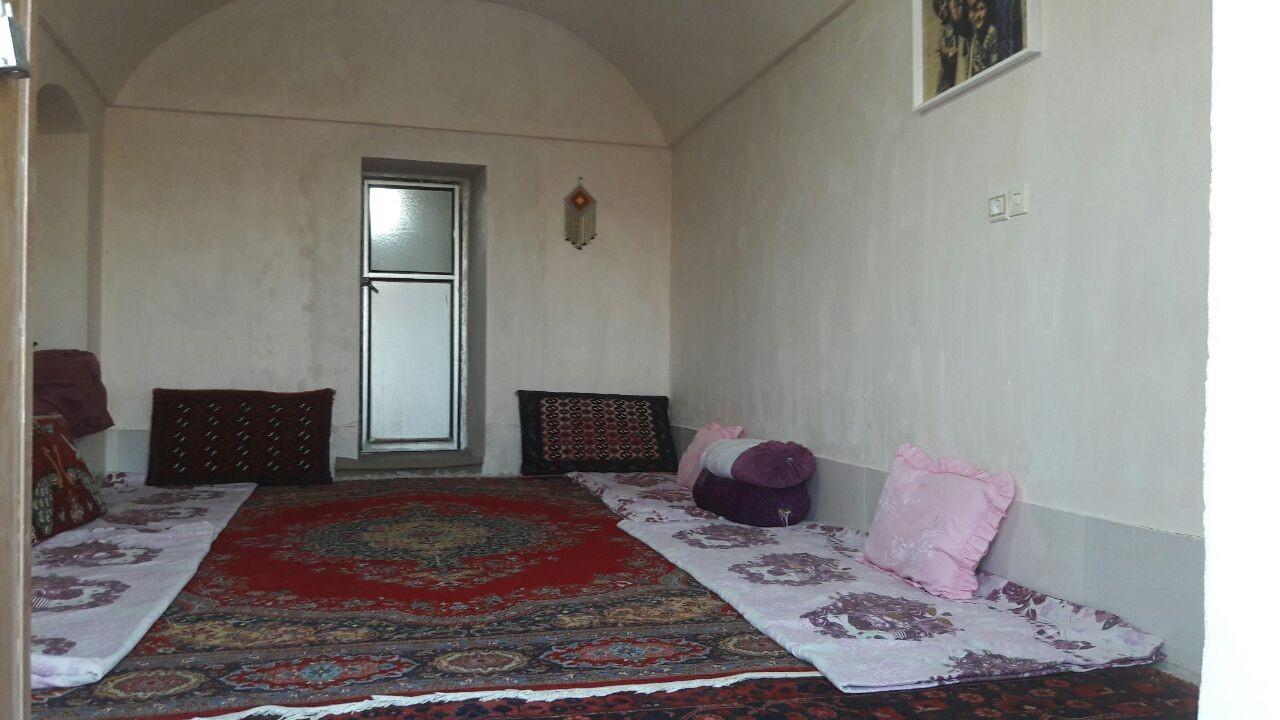 بوم گردی بومگردی سنتی در سه قلعه زرین چاه - اتاق 7