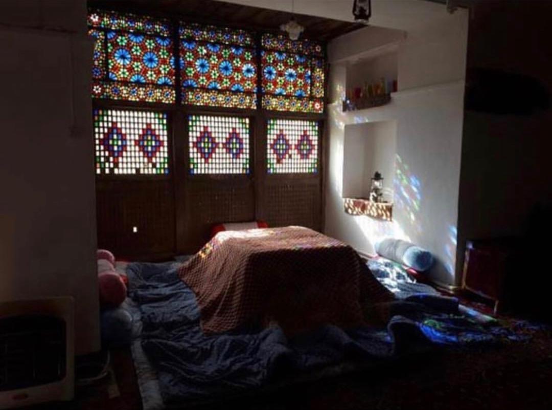 بوم گردی بوم گردی سنتی در برغان کرج - اتاق1