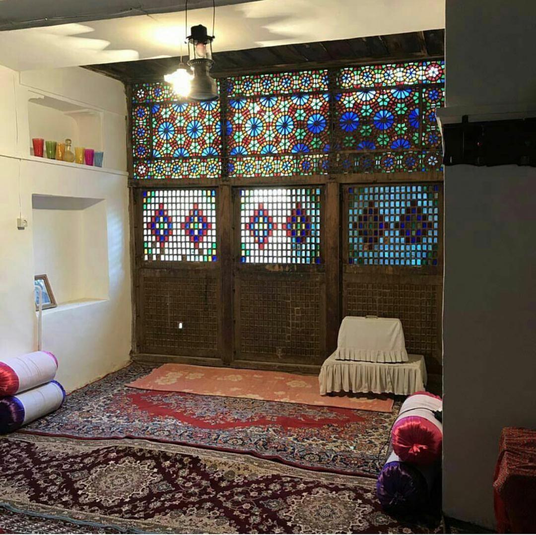 بوم گردی اتاق سنتی  در برغان کرج - اتاق2
