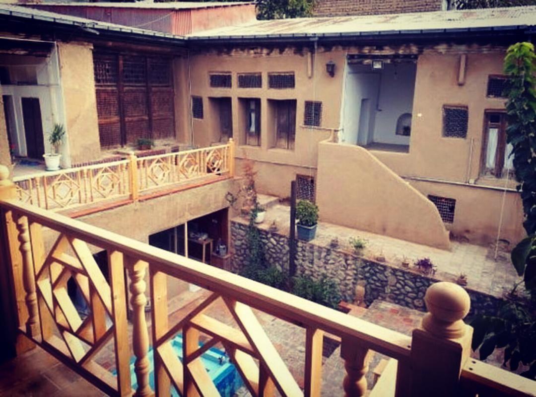 بوم گردی خانه سنتی در برغان کرج - اتاق3