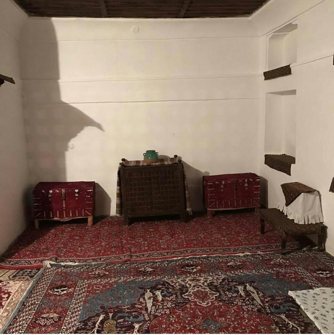 بوم گردی بومگردی سنتی در برغان کرج - اتاق4