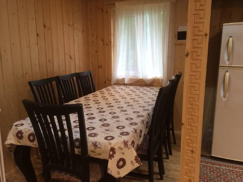 Forest کلبه چوبی جنگلی در طاسکوه ماسال