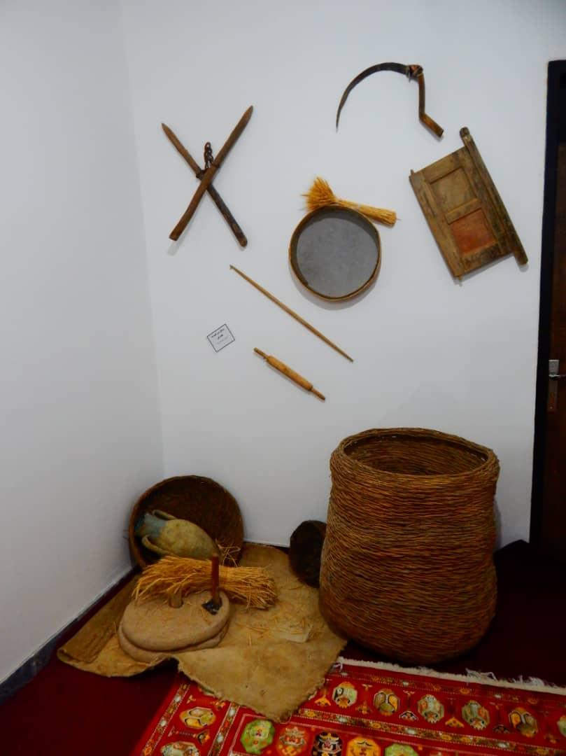 Eco-tourism خانه بومگردی در کهک دلیجان - اتاق 7
