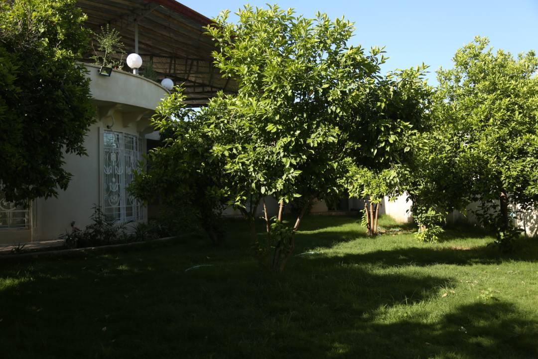Village باغ ویلا استخردار در شمس آباد خوزستان