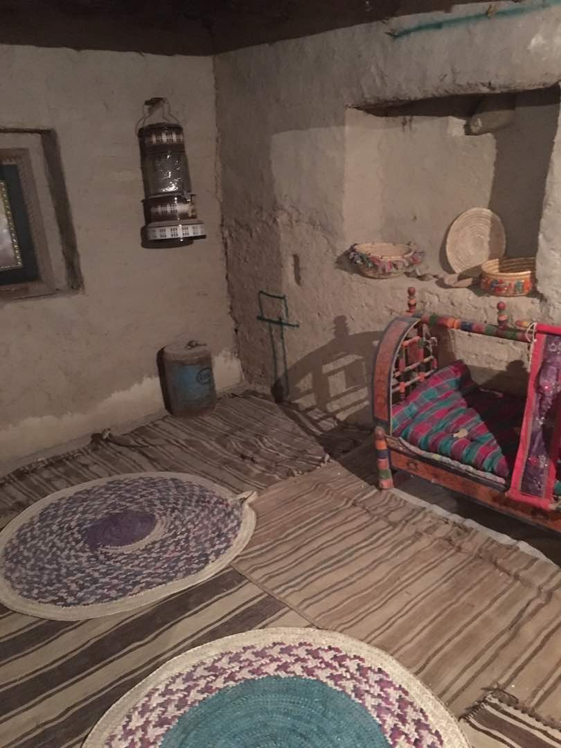 Eco-tourism اقامتگاه بومگردی در اوز لار - نریمان اتاق1