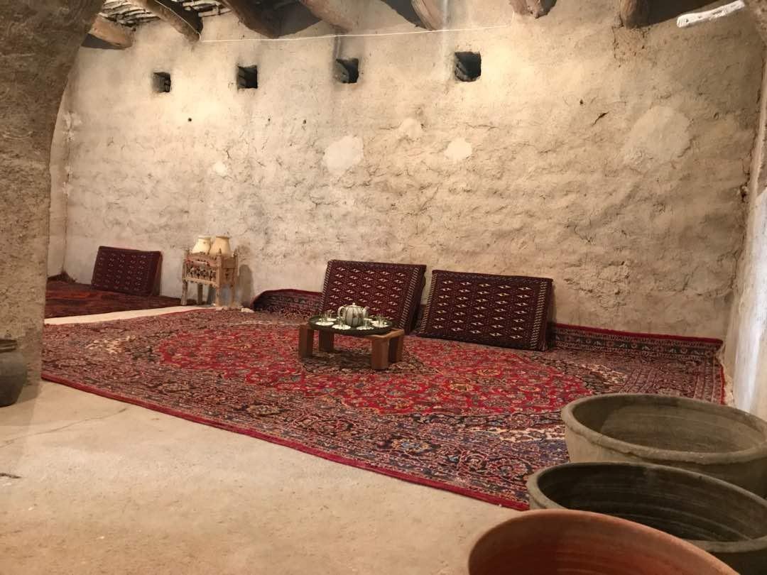 Eco-tourism اقامتگاه بوم گردی اوز لار - نریمان اتاق9