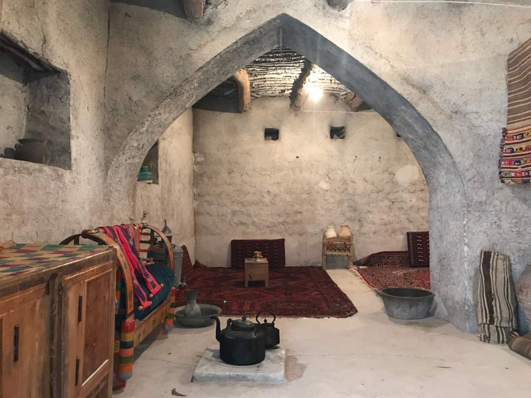 Eco-tourism خانه سنتی اوز لار - نریمان اتاق18