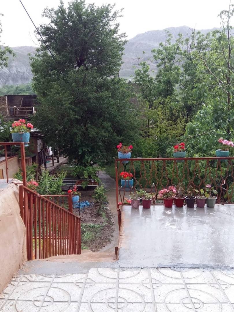 Eco-tourism بومگردی سنتی در روئین اسفراین