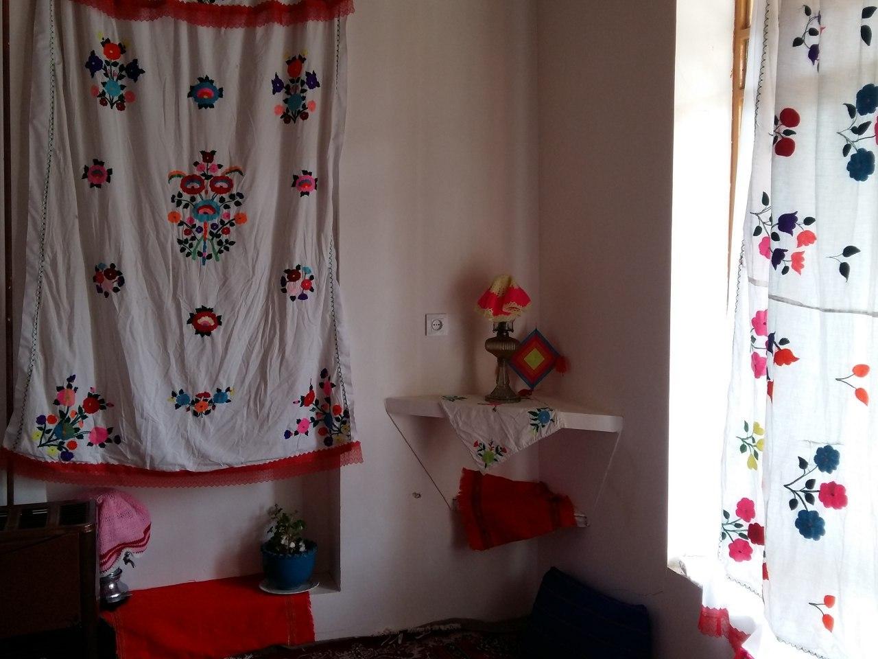 Eco-tourism خانه سنتی در روئین اسفراین