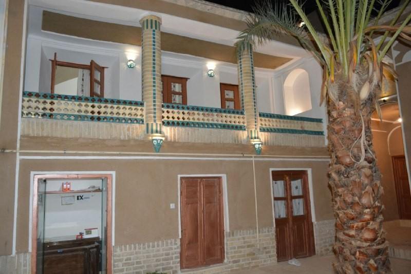 بوم گردی  خانه سنتی در یزد - اتاق1