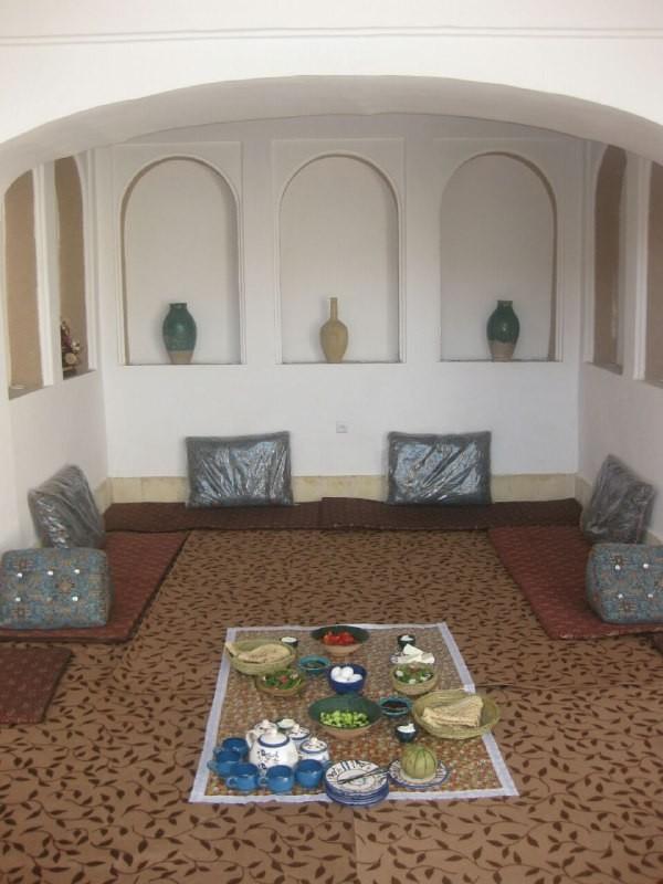 بوم گردی  اتاق سنتی در یزد - اتاق2