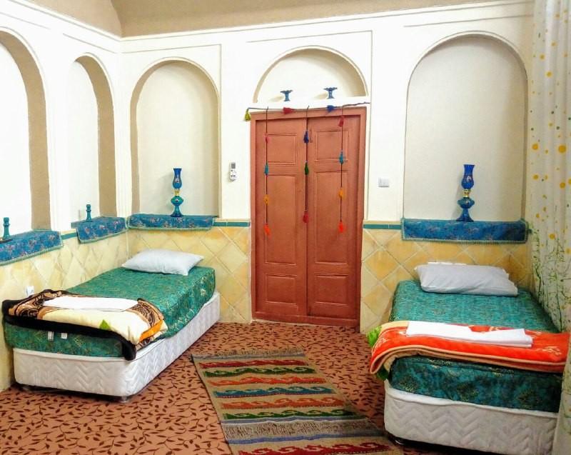 Eco-tourism بومگردی سنتی در یزد -  اتاق4