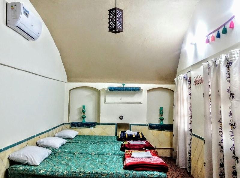 بوم گردی خانه سنتی در یزد - اتاق7