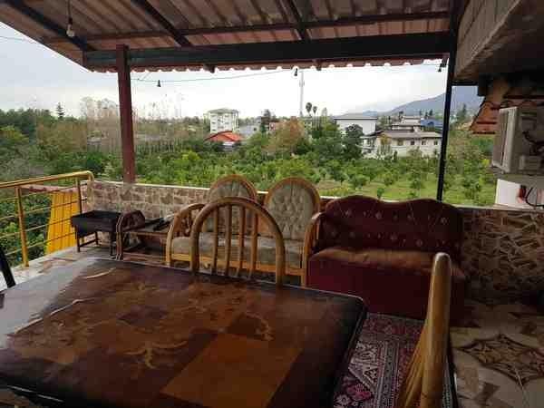 Village سوئیت ویلایی در چاخانی هچیرود