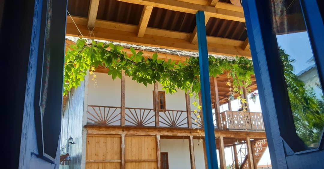 Eco-tourism خانه سنتی در صومعه سرا ماسال