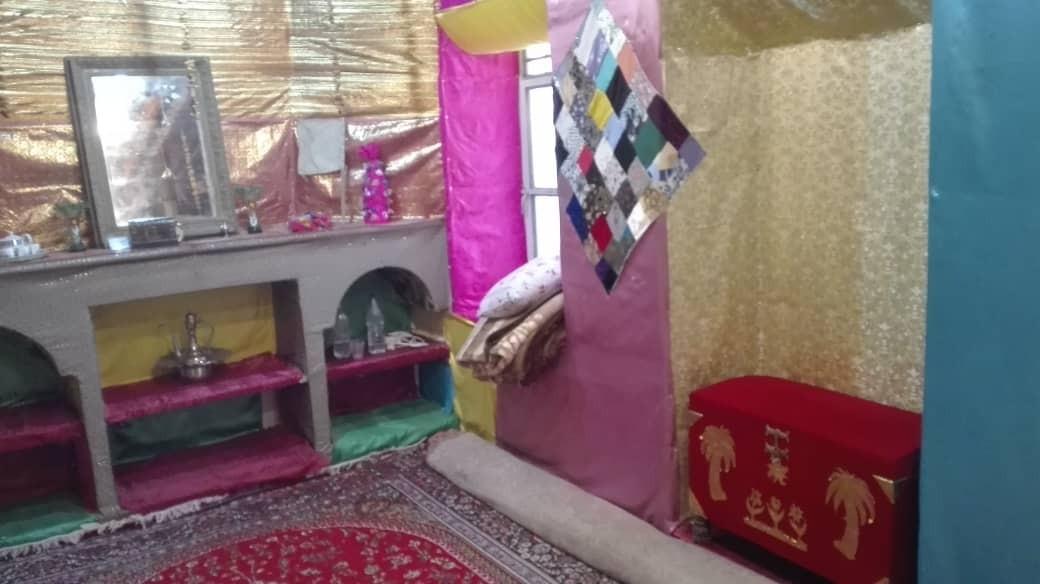 Eco-tourism خانه سنتی -لپویی اتاق 3